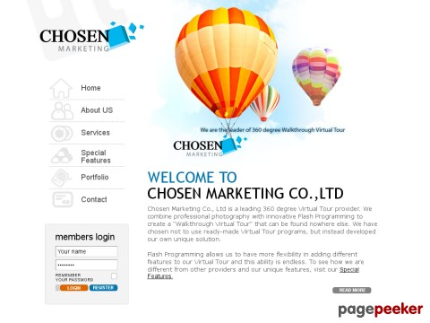 www.chosenmarketing.com