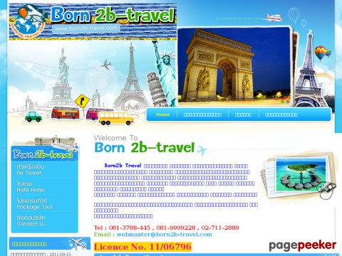 www.born2b-travel.com