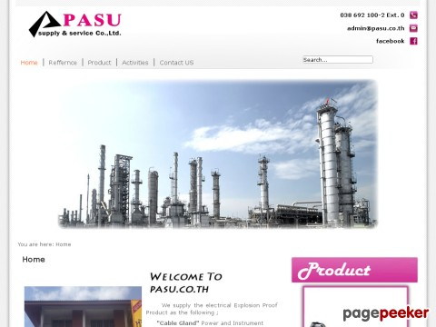 www.pasu.co.th
