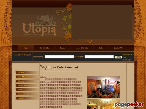 www.utopia-entertainment.net