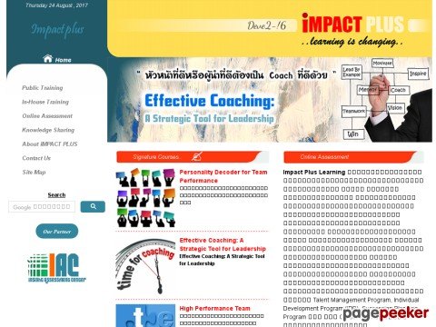 impactpluslearning.com